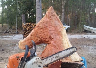 Cherry Stump